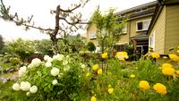 遥かなる花の谷へ Villa花時計【片品】